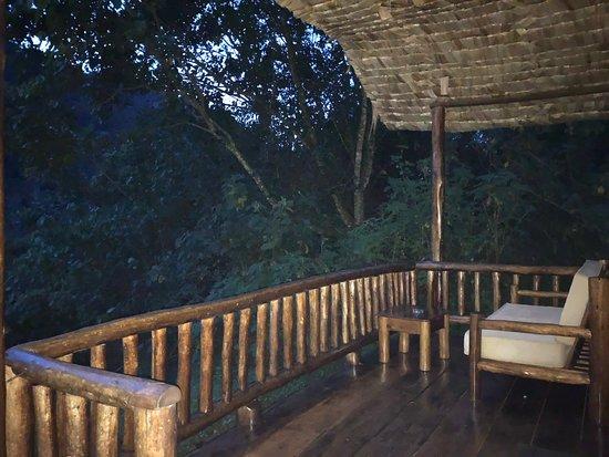 Accommodation close to Gorilla Tracking