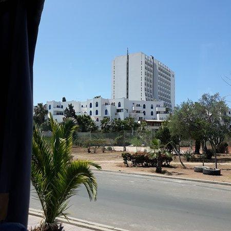 Hotel warty polecenia - widok zabójczy