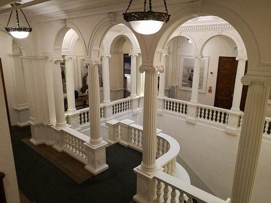 Hotel Granvia: Atrium