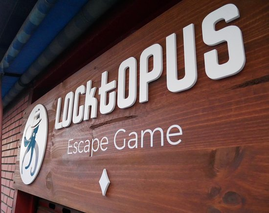 Locktopus Escape Game