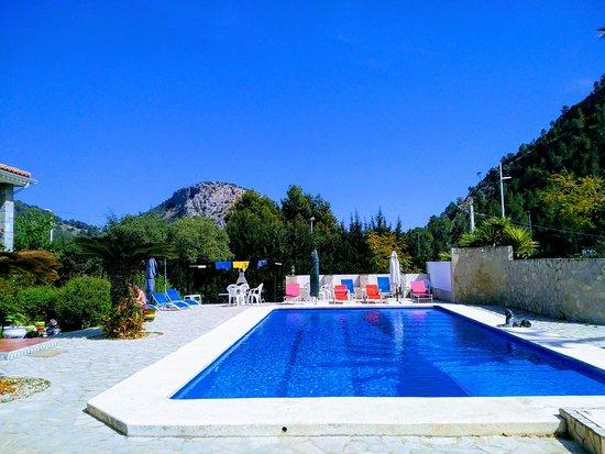 Pool - Picture of Villa Florencia Casa Rural Gandia - Tripadvisor