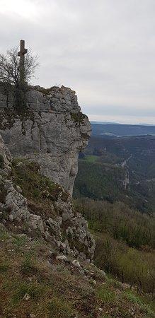 Quelques vues de tour à tour : Ornans, Vuillafans, Montgesoye, Lods, Mouthier-Hautepierre, la Loue, la source de la Loue, la Croix etc …