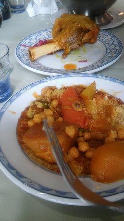 Couscous Jaret