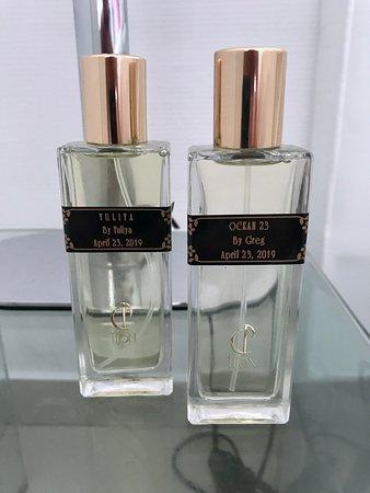 Our fragrances