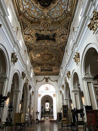 Basilica di San Bernardino: Soffitto