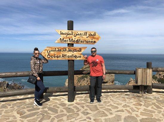 Full-Day Tangier, Morocco Tour from Gibraltar: Atlantic meets Mediterranean