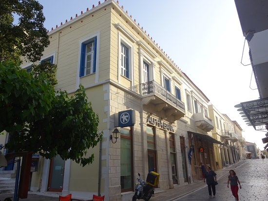Andros Town 사진