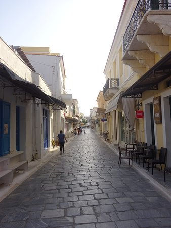 Andros Town照片