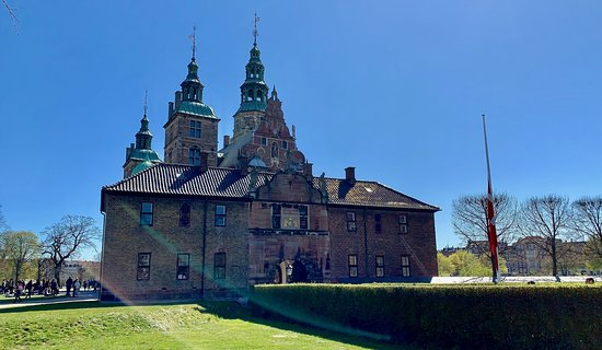 Home of the Danish crown jewels