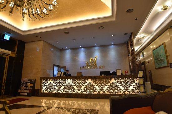 Hotel Artnouveau Yeoksam, hoteles en Seúl