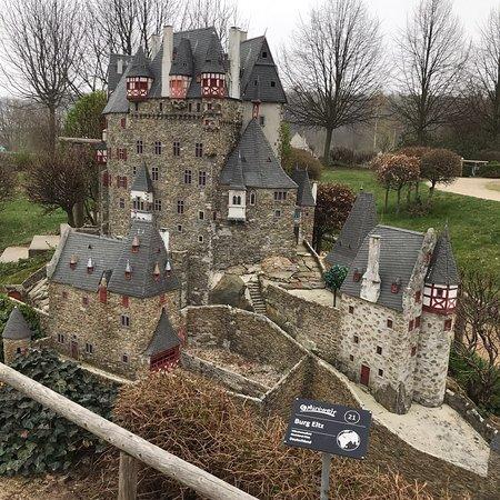 Miniwelt in Lichtenstein im Erzgebirge