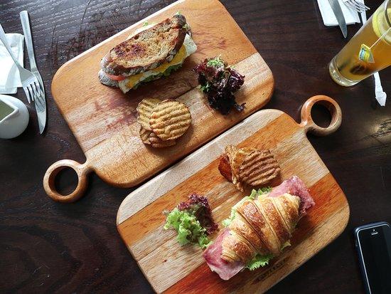 Buttercup Boulangerie: Food