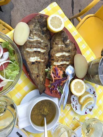 Grilled Dover Sole Delightful
