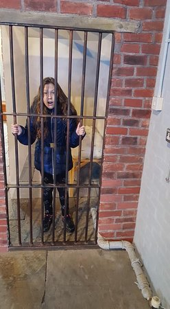The National Museum of the Royal Navy Hartlepool Entrance Ticket: jail the kids