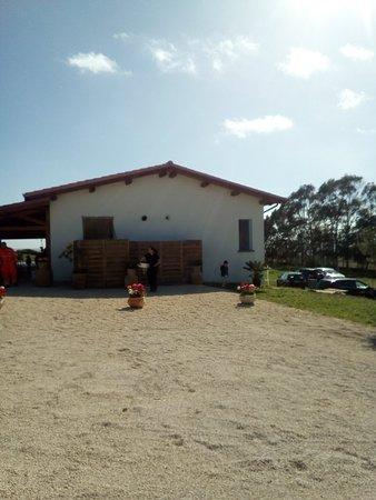 Pozzomaggiore, Italia: Agriturismo Mura uppulos