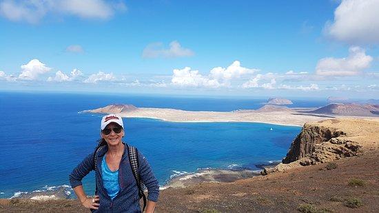 Canary Trekking Lanzarote: Hiking Tour La Corona
