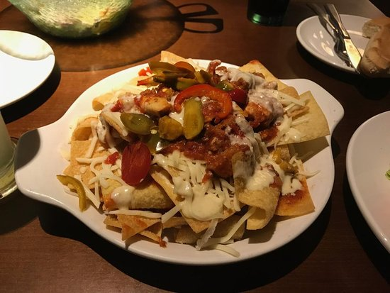 Our Loaded Pasta Chips Picture Of Olive Garden Melbourne