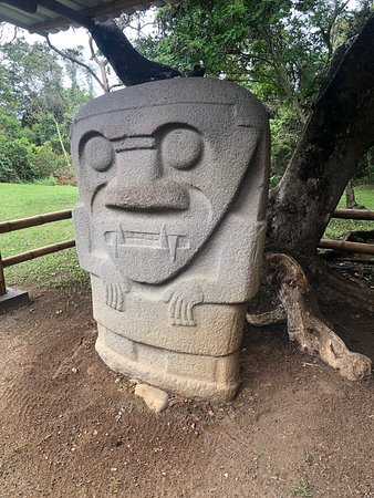 Valokuva: San Agustin Archaeological Park