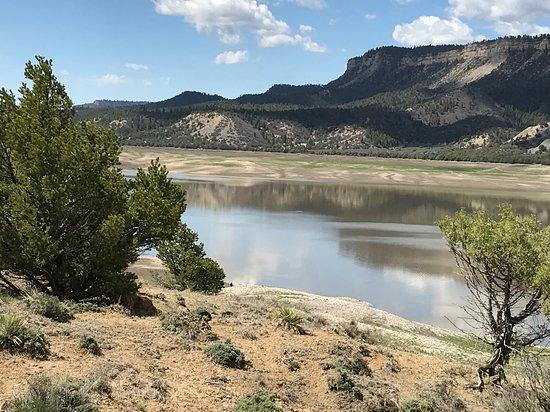 Tierra Amarilla, NM: El Vado State Park