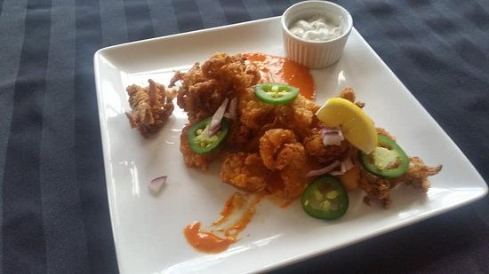 Roustabouts: Fire Dusted Calamari