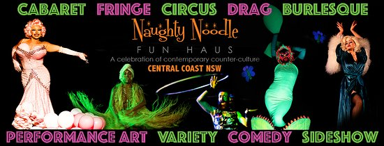 Naughty Noodle Fun Haus