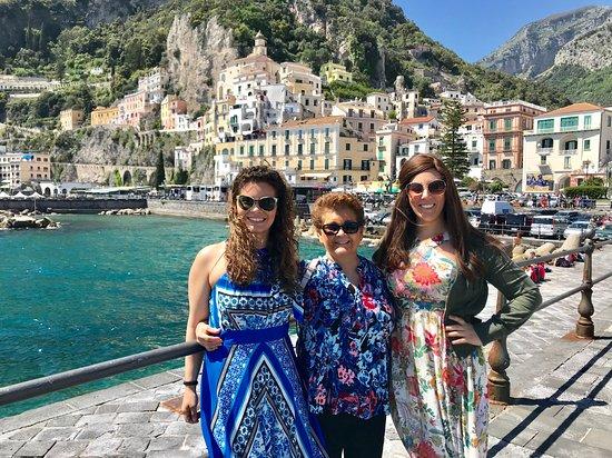 Valokuva: Amalfi Coast Private Shore Excursion from Salerno