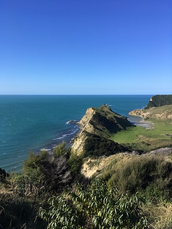 Cooks Cove Walkway: View from the lookout