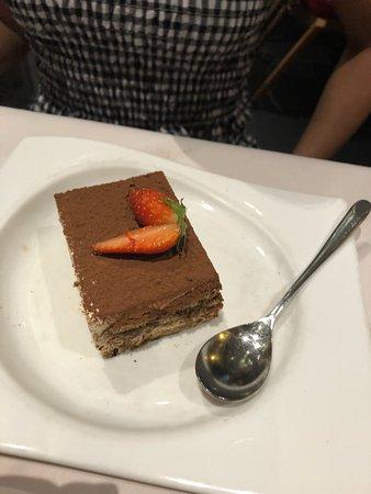 Italienisch perfekte Küche und top Service