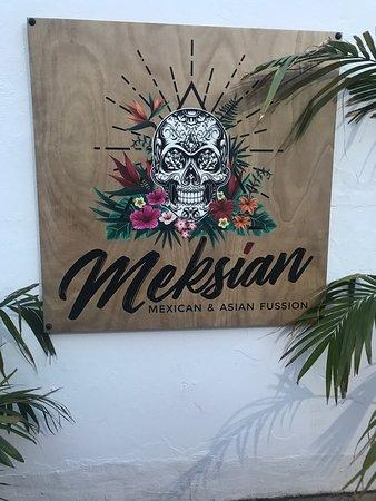 A bit of Meksian Magic