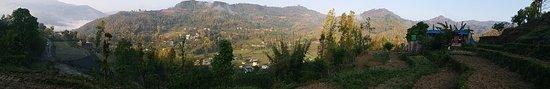 Dhading just 88 km drive from Kathmandu..