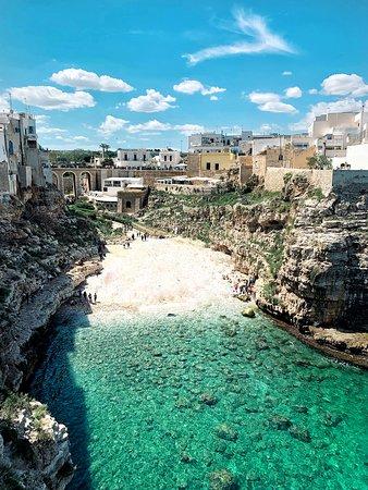 Tra cielo e mare c'è lei... una perla della Puglia: Polignano a Mare