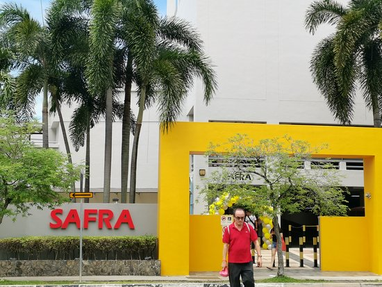 Safra Club's Swimming Pool