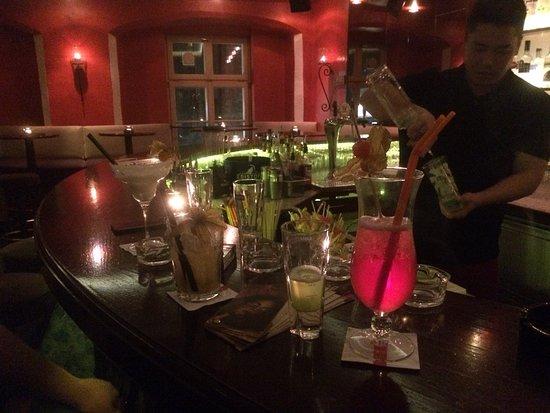 C.U. Cocktail Lounge