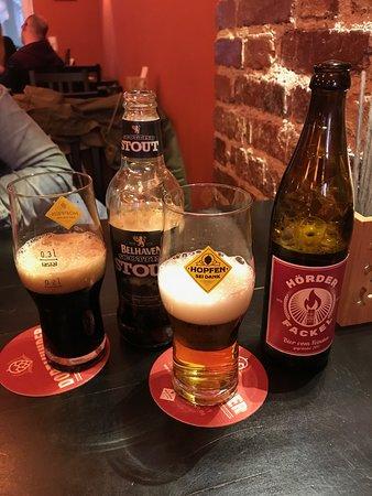 Leckere Biere