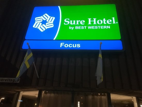 Sure Hotel by Best Western Focus