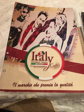 Uma verdadeira cantina italiana