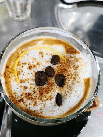 cafe asiatico con mucho cariño