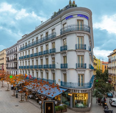 The Most Comfortable Beds Review Of Hotel Preciados Madrid Spain Tripadvisor