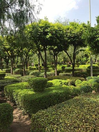 Cyber Parc Arsat Moulay Abdeslam: park