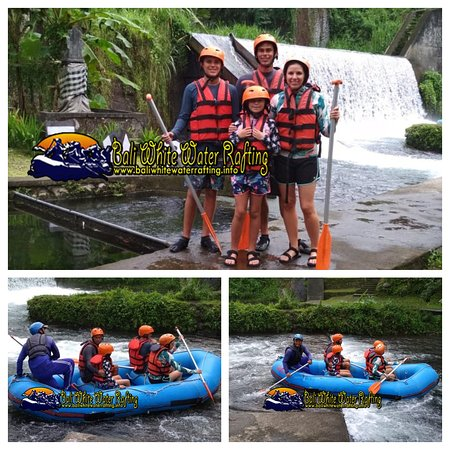 Amazing day at Telaga waja river today.  Thank you so much Ben and Family for using our services and team today (Agus and Plekes). Have a great holiday. www.baliwhitewaterrafting.info Phone/WhatsApp: + 62 81 236 521 215