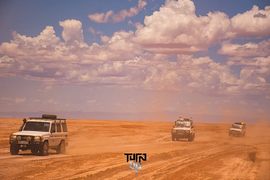 Marsabit, เคนยา: Desert safari in Kenya in Chalbi Desert