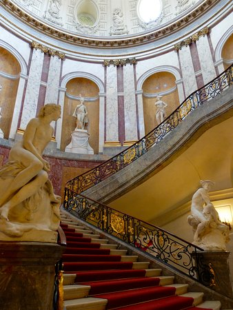Bode Museum: The architecture
