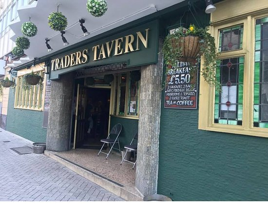 Traders Tavern Cardiff Menu Prices Restaurant Reviews