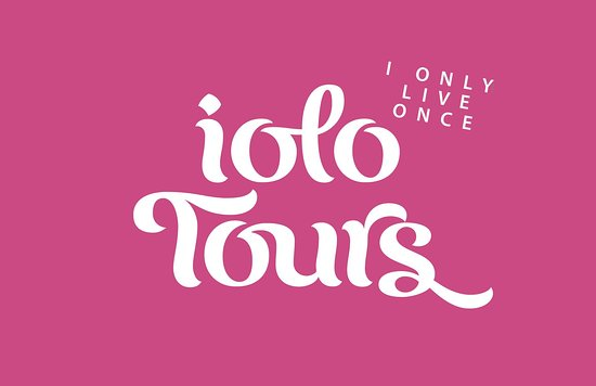 iolo tours - I ONLY LIVE ONCE