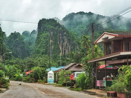 Phitsanulok Province, Tailandia: ยินดีนำเสนอที่สุดเลยก็คือที่นี่ค่ะ บ้านมุง ตำบลบ้านมุง อำเภอเนินมะปราง จัหวัดพิษณุโลก เป็นบ้านเกิดของเราเอง เราหลงรักทุกอย่างที่นี่ โดยเฉพาะช่วงฤดูหนาว ที่บ้านุงเป้นหมู่บ้านที่มีเสน่ห์ทั้งะรรมชาติและผู้คน ปัจจุบันมีการเปิดให้นักท่องเที่ยวได้ไปเที่ยวชมธรรมชาติอย่างใกล้ชิด ทั้งไปชมค้างคาว ดอกไม้ ถ้ำ ประเพณีการกินอยู่ของชาวบ้าน เป็นการท่องเที่ยวที่ได้พักผ่อนอย่างเต็มที่ #บ้านเรายิ่งหนาวยิ่งสวย