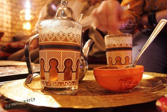 salon de te: Ceremonia del té