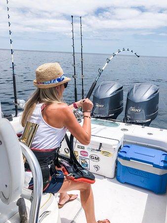 Great Day Swordfishing