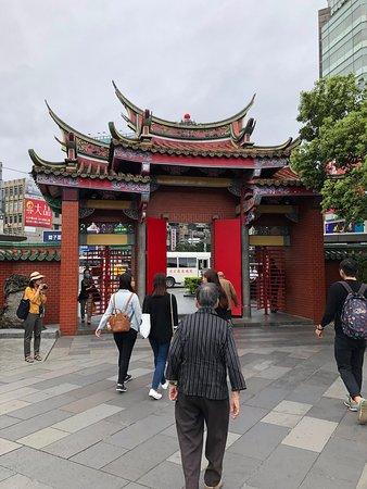 台北で有名な廟
