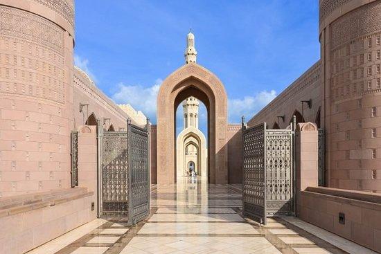 Sultanate Qaboos Grand Mosque
