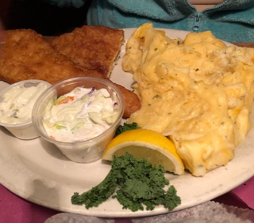 Luzerne, PA: Fried fish